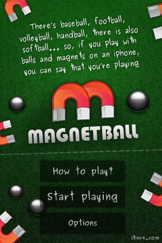 Screenshot Magnetball Lite